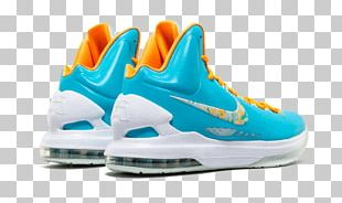 Sports Shoes Nike KD 5 Texas Basketball Shoe PNG