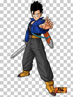 Trunks Goku Videl Ciel Phantomhive Boot PNG