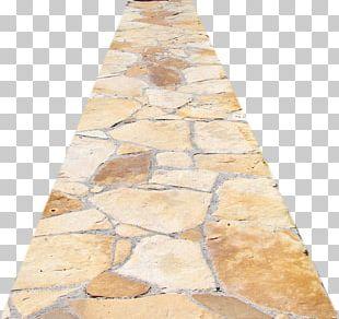 Garden Path Sentence Stone Patio Material PNG
