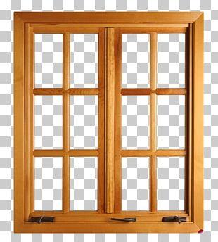 Window Wood Chambranle Door House PNG