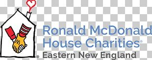 Ronald McDonald House Charities Southwest Virginia Charitable Organization Logo PNG