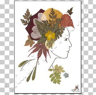 Floral Design Art Cut Flowers Portrait PNG
