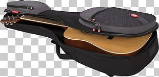 Gig Bag Acoustic Guitar Musical Instruments String Instruments PNG