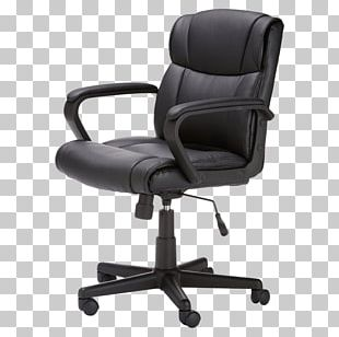 Office Chair Table Furniture Swivel Chair PNG
