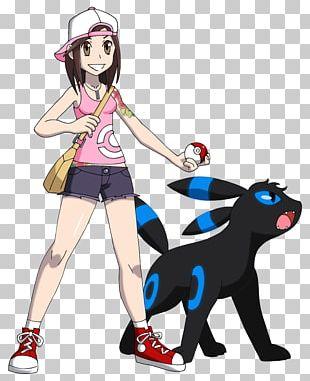 Pokémon X And Y Pikachu Ash Ketchum Umbreon Art PNG