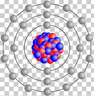 Bohr Model Atomic Nucleus Atomic Theory Iron PNG