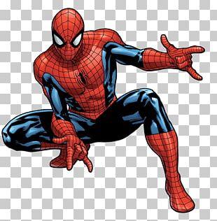 Spider-Man Marvel Comics Superhero Comic Book PNG