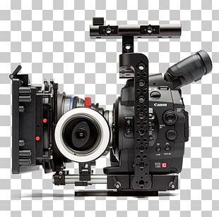 Video Cameras Canon EF Lens Mount Blackmagic Design URSA Mini Pro Camera Lens PNG