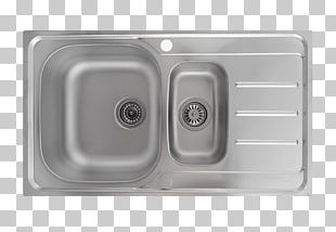 Kitchen Sink Trap Franke Stainless Steel PNG