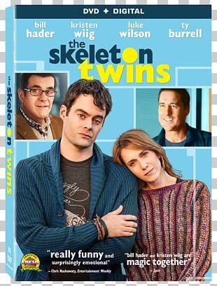 Kristen Wiig Bill Hader Craig Johnson The Skeleton Twins Film PNG