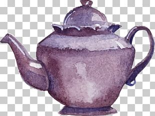 Teapot Coffee Tea Party Cup PNG
