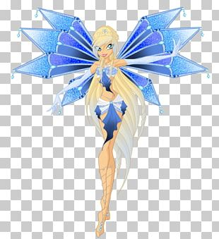 Stella Flora Musa Magic PNG