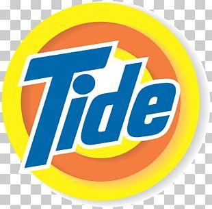 Tide Logo Brand Detergent PNG
