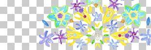 Floral Design Illustration Pattern PNG