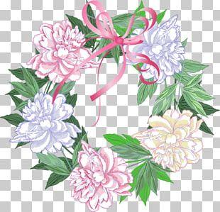 Floral Design Wreath Flower PNG