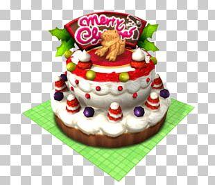 Fruitcake Torte Cake Decorating Buttercream PNG