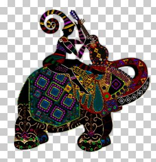 Graphics Decorative Arts Elephants Ornament PNG
