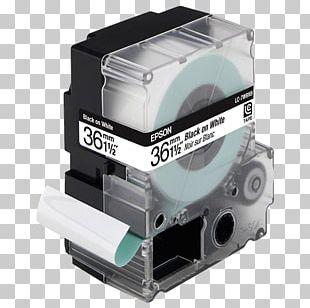Adhesive Tape Label Printer Ribbon PNG