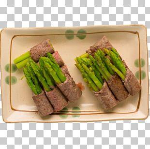 Asparagus Teppanyaki Japanese Cuisine Beef Wagyu PNG