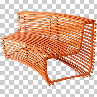 Garden Furniture Seat Bench Designer PNG