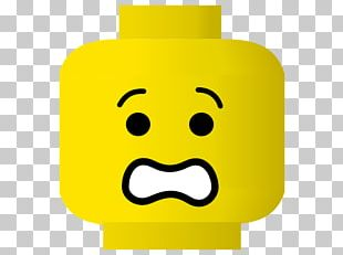 Lego Minifigure Toy Block Smiley PNG