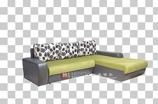 Chaise Longue Angle Sofa Bed Couch Furniture PNG