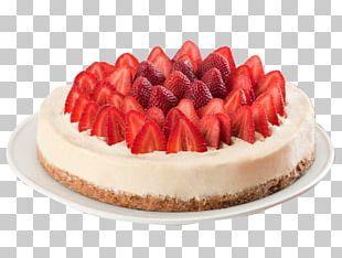 Cheesecake Tart Shortcake Pound Cake Strawberry Cream Cake PNG