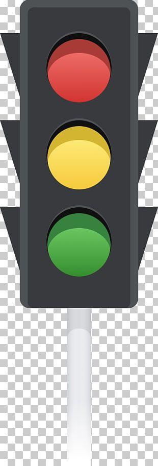 Traffic Light Green PNG