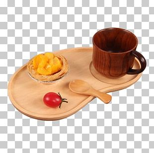 Breakfast Tray Cafe Teacup PNG