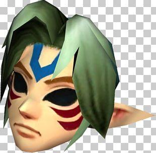 The Legend Of Zelda: Majora's Mask 3D Link Hyrule Warriors PNG