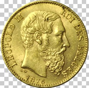 Gold Coin Gold Coin Latin Monetary Union Louis D'or PNG