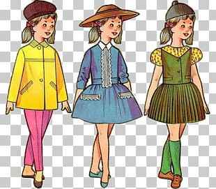 Paper Doll Collecting Top PNG