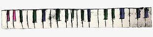 Piano Keys PNG