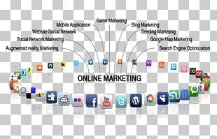 Digital Marketing Online Advertising Marketing Strategy PNG