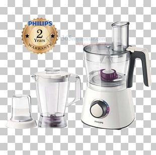 Mixer Food Processor Philips Blender Home Appliance PNG