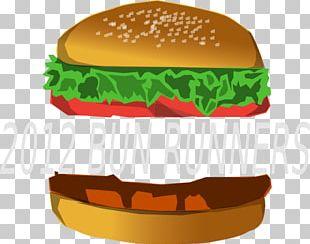Hamburger Cheeseburger Fast Food Whopper Chicken Sandwich PNG