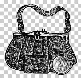 Handbag Drawing Designer PNG