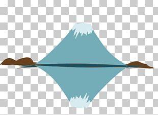 Mount Fuji Illustration Graphics Season Winter PNG