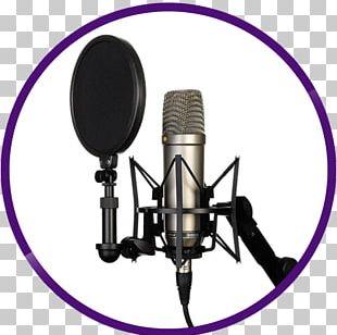 Røde Microphones RØDE NT1-A Condensatormicrofoon PNG