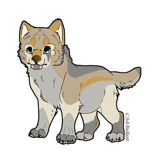 Dog Puppy Baby Wolf PNG