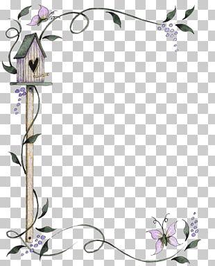 Floral Design Paper Leaf PNG