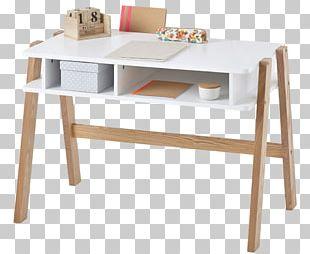 Table Desk Furniture Wood Child PNG
