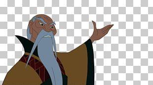 Fa Mulan The Emperor Of China Li Shang PNG