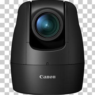 Camera Lens Pan–tilt–zoom Camera 1064C001 Canon Network Camera VB-M50B IP Camera PNG