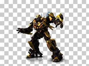 Transformers: The Game Bumblebee Optimus Prime Starscream Soundwave PNG