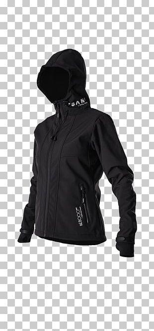 Hood Jacket Softshell Polar Fleece Zipper PNG