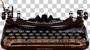 Office Supplies Typewriter PNG