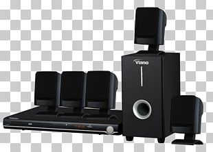 Home Theater Systems DVD Player Electrical Switches Television Set PNG