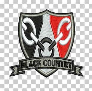 Flag Of The Black Country Logo Emblem Brand PNG
