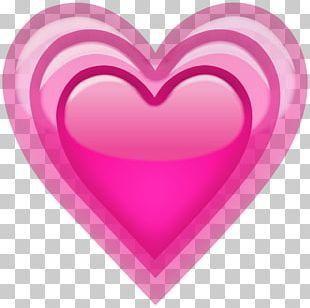 Emoji Heart Computer Icons Symbol PNG